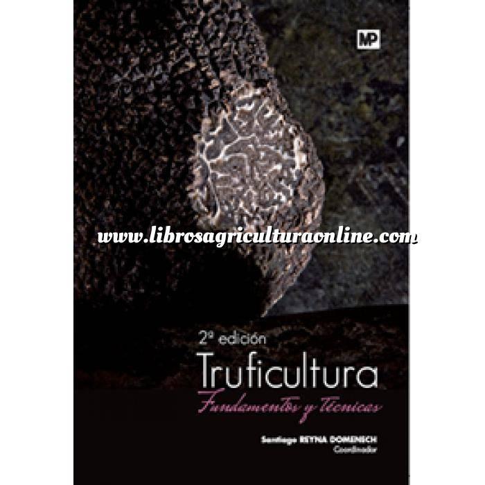 Imagen Micologia Truficultura. Fundamentos y técnicas