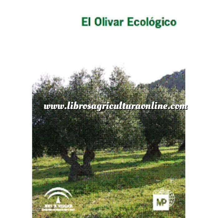 Imagen Olivicultura  El olivar ecológico