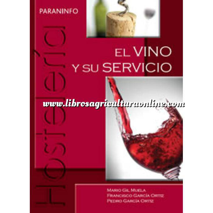 Imagen Viticultura El vino y su servicio