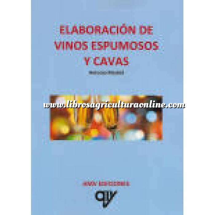Imagen Viticultura Elaboración de vinos espumosos y cavas