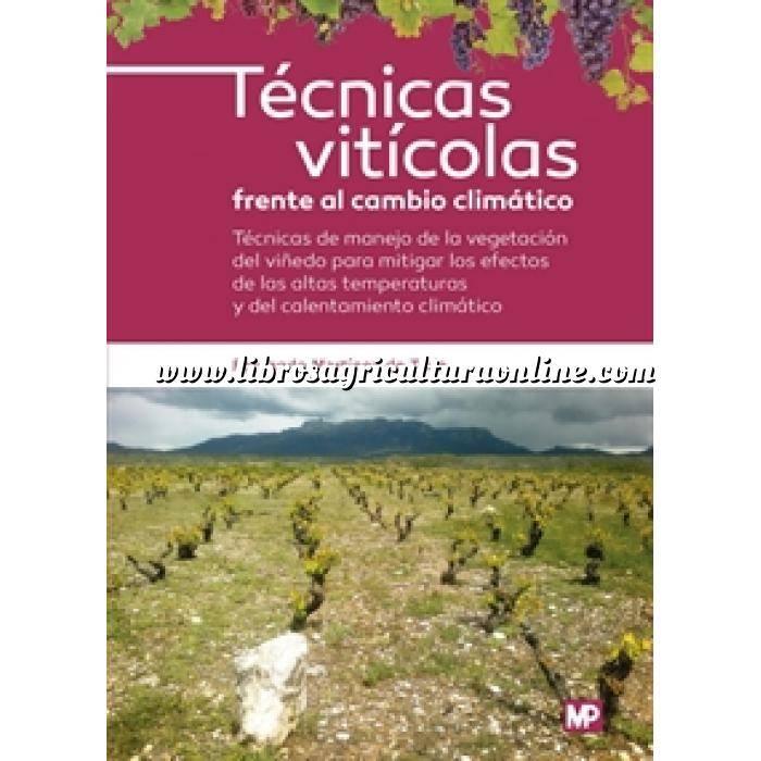 Imagen Viticultura Técnicas vitícolas frente al cambio climático