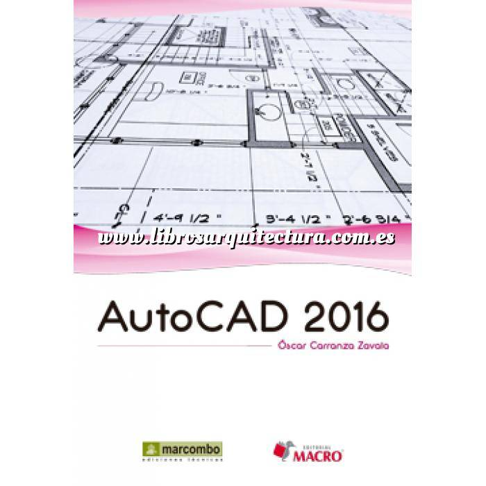Imagen Aplicaciones, diseño y programas  AUTOCAD 2016