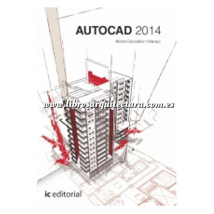 Imagen Aplicaciones, diseño y programas  Autocad 2014