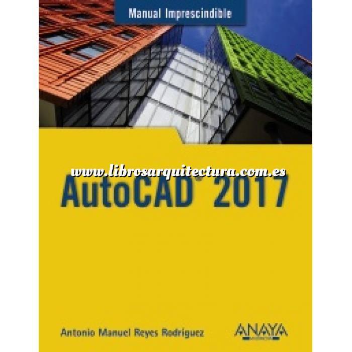 Imagen Aplicaciones, diseño y programas  Autocad 2017