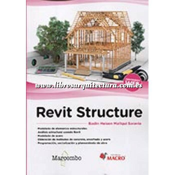 Imagen Aplicaciones, diseño y programas  Revit Structure