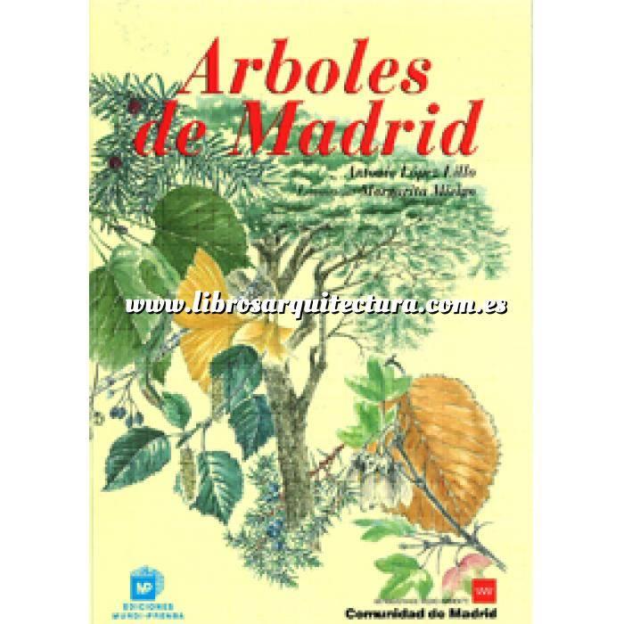 Imagen Árboles y arbustos Árboles de Madrid