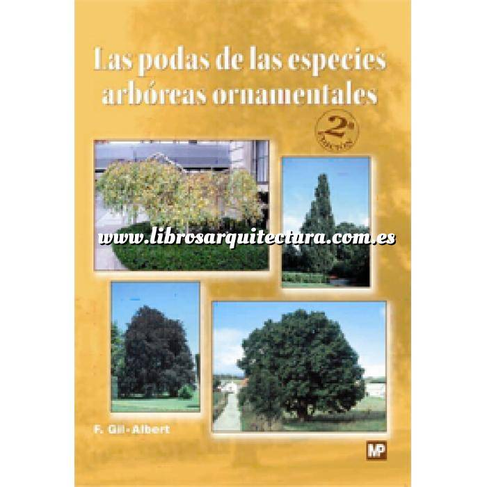 Imagen Árboles y arbustos Las podas de las especies arbóreas ornamentales