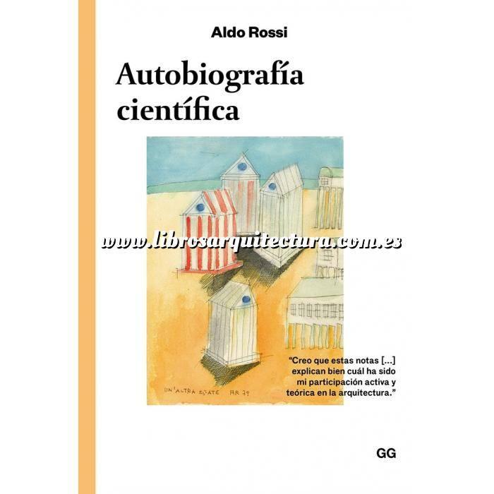 Imagen Arquitectos internacionales Autobiografía científica