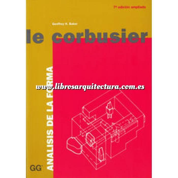Imagen Arquitectos internacionales Le Corbusier. Análisis de la forma