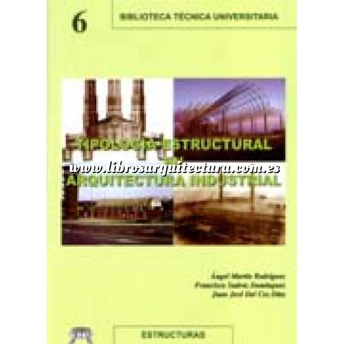 Imagen Arquitectura industrial, fábricas y naves industri Tipologia estructural en arquitectura industrial