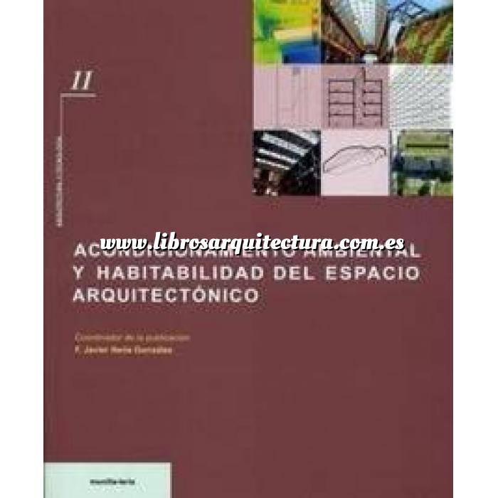 Imagen Arquitectura sostenible y ecológica Acondicionamiento ambiental y habitabilidad del espacio arquitectónico