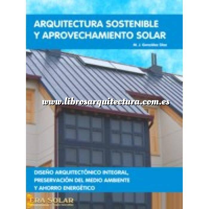 Imagen Arquitectura sostenible y ecológica Arquitectura sostenible y aprovechamiento solar.diseño arquitectonico