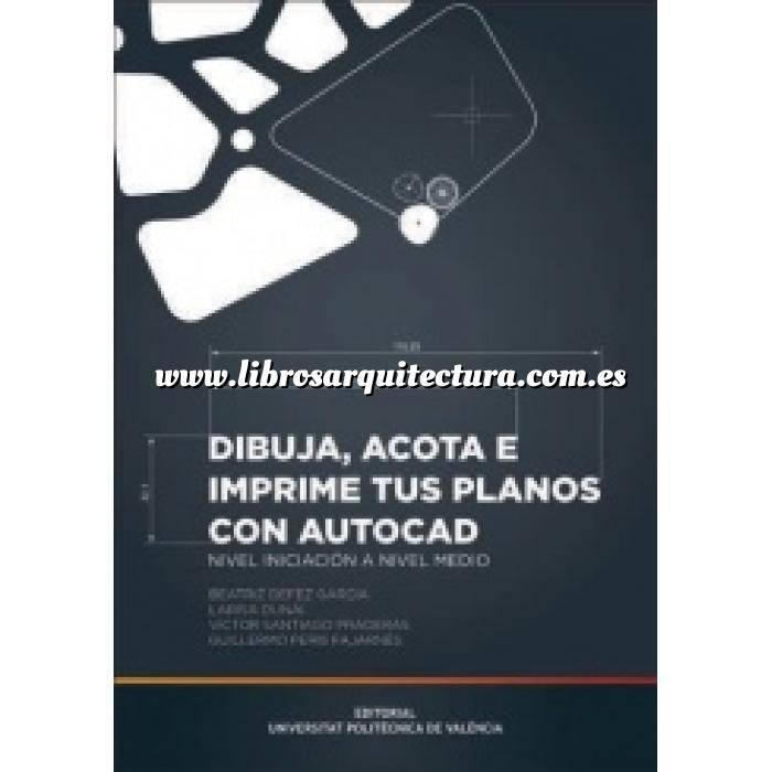 Imagen Configuración del paisaje Dibuja, acota e imprime tus planos con autocad
