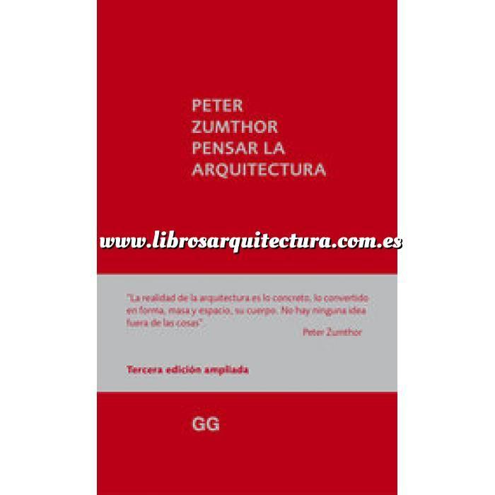Imagen Críticas sobre arquitectos Pensar la arquitectura