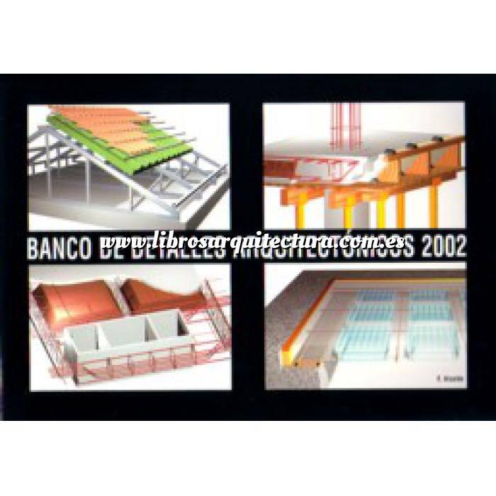 Imagen Detalles arquitectónicos Banco de detalles arquitectónicos 2002