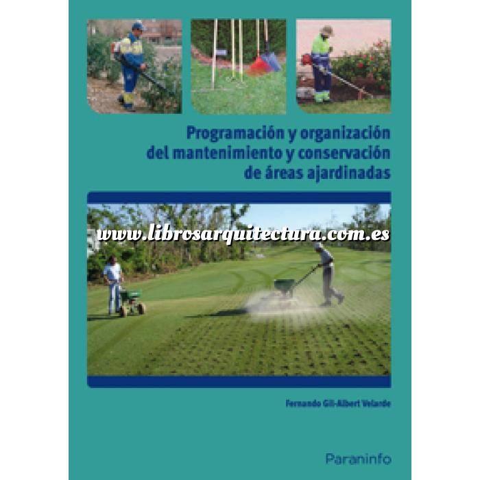 Imagen Diseño de jardines Programación y organización del mantenimiento y conservación de áreas ajardinadas