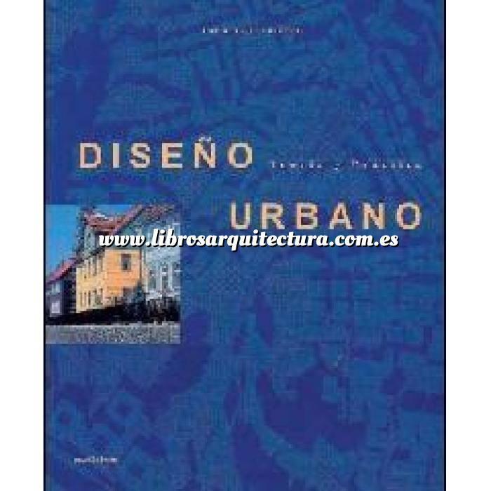 Imagen Diseño urbano Diseño urbano.teoria y practica
