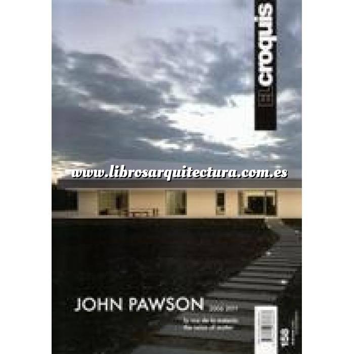 Imagen El croquis El Croquis Nº 158. John Pawson 2006-2011. La voz de la materia