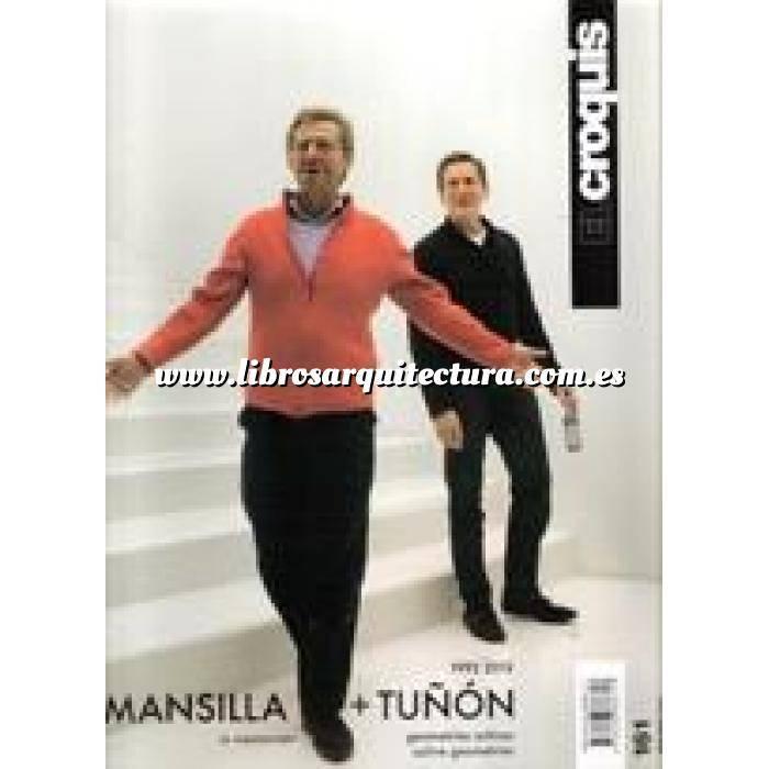 Imagen El croquis El Croquis Nº 161. Mansilla + Tuñon (1992-2012)