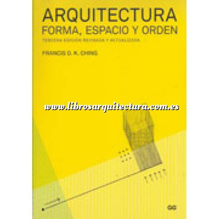 Imagen Forma, espacio Arquitectura, forma espacio y orden