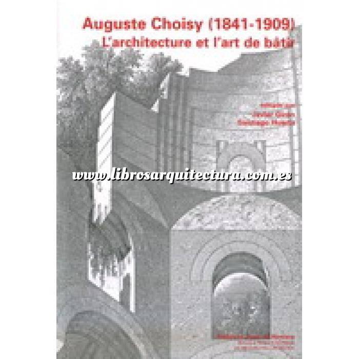 Imagen Historia antigua Auguste choisy ( 1841- 1909 ) l´architecture et l´ art de batir