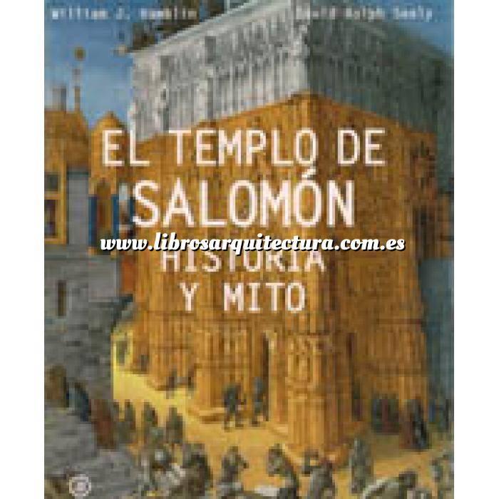 Imagen Historia antigua El templo de Salomón historia y mito