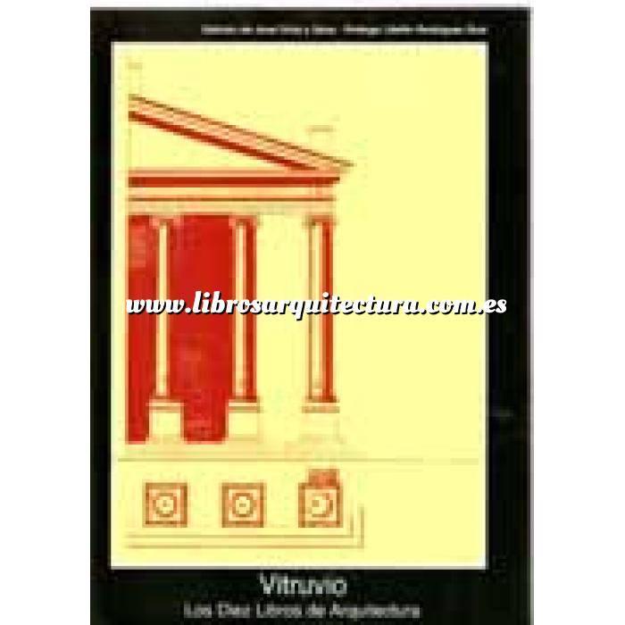 Imagen Historia antigua Los Diez libros de Arquitectura