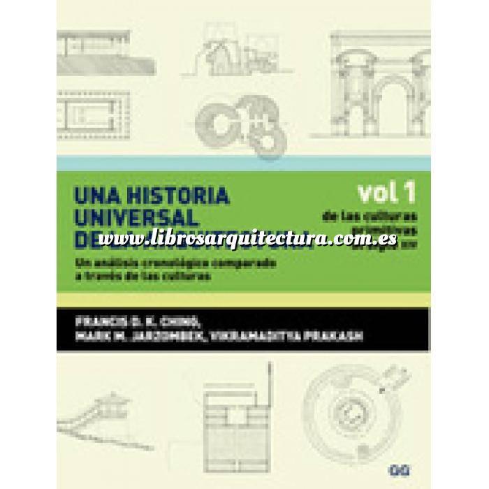 Imagen Historia antigua Una historia universal de la arquitectura. Un análisis cronológico comparado a través de las culturas