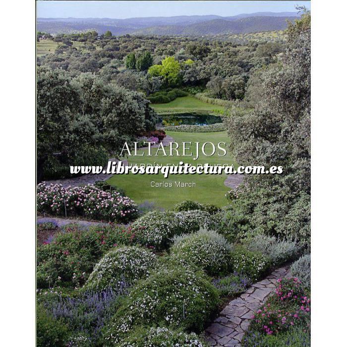 Imagen Jardines españoles Altarejos. Un jardín en la dehesa