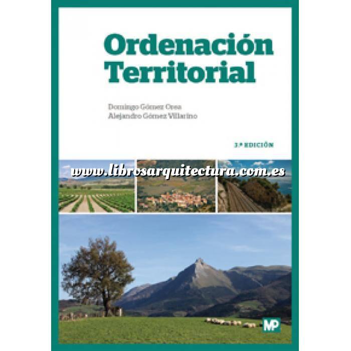 Imagen Planificación y ordenación del territorio Ordenación territorial