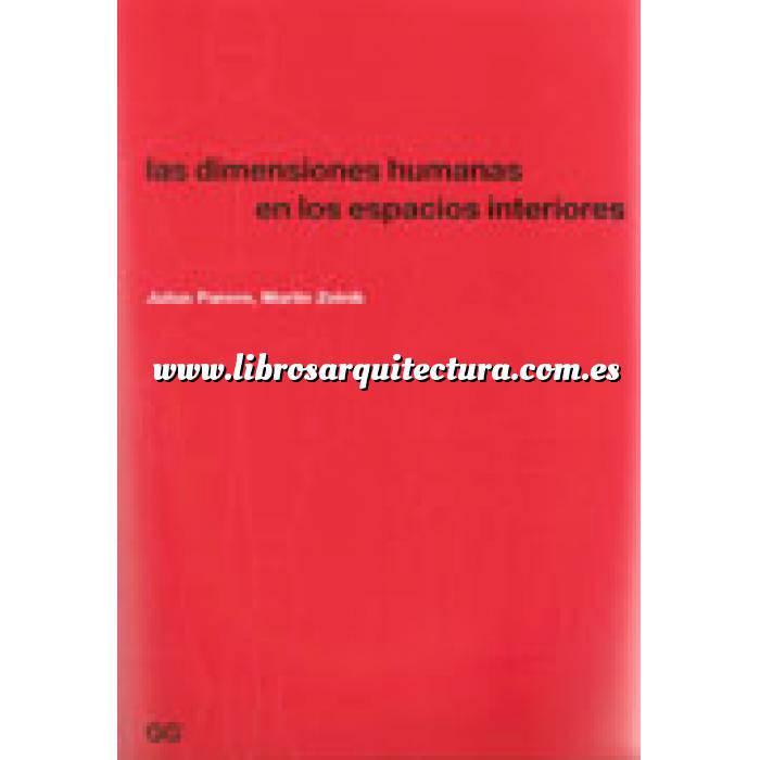 Imagen Proyectar en arquitectura Dimensiones humanas en los espacios interiores