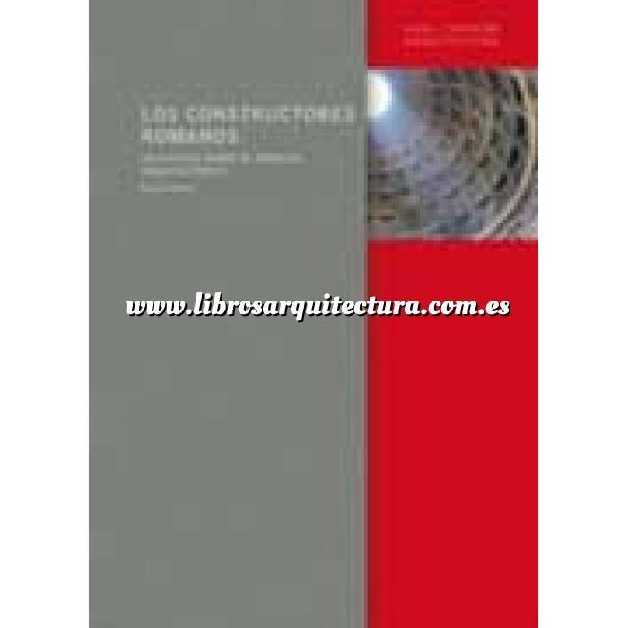 Imagen Romana Los constructores romanos.Un estudio sobre el proceso arquitectónico