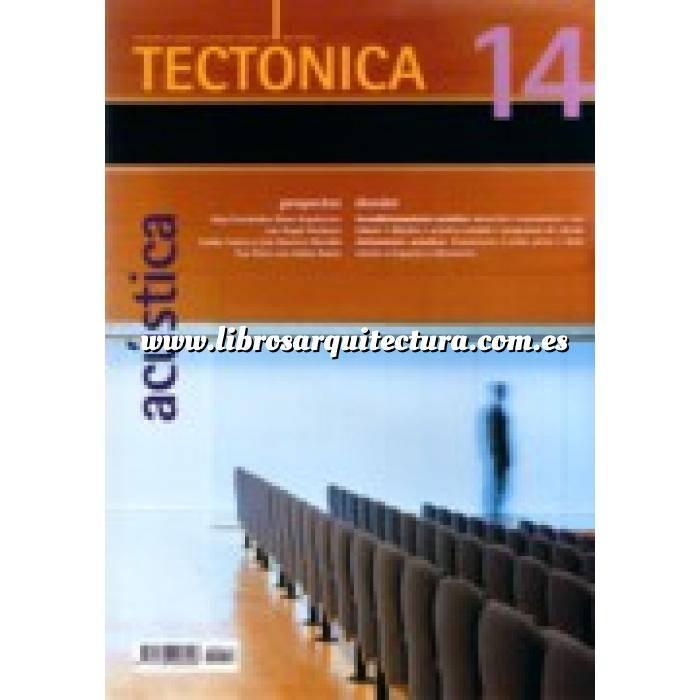 Imagen Tectónica Revista Tectónica Nº 14.  Acústica