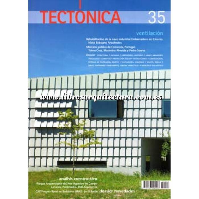 Imagen Tectónica Revista Tectónica Nº 35. Ventilación