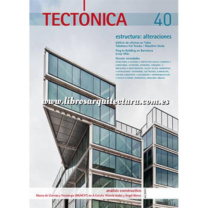 Imagen Tectónica Revista Tectónica Nº 40. Estructura: alteraciones