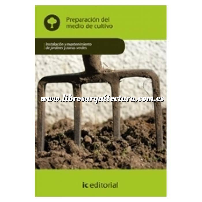 Imagen Teoría de los jardines Preparación del medio de cultivo