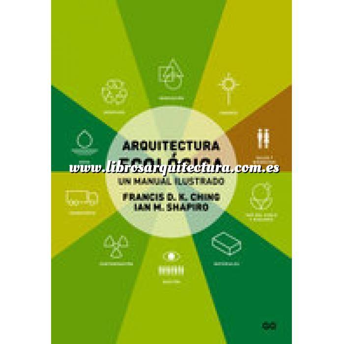 Imagen Vivienda ecológica Arquitectura ecológica. Un manual ilustrado