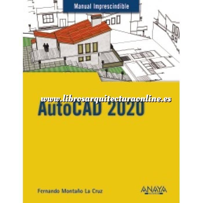 Imagen Aplicaciones, diseño y programas  Autocad 2020