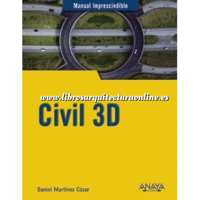 Imagen Aplicaciones, diseño y programas  Civil 3D