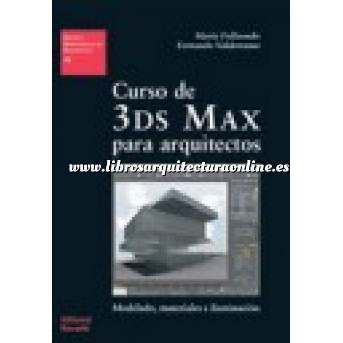 Imagen Aplicaciones, diseño y programas  Curso de 3ds max para arquitectos