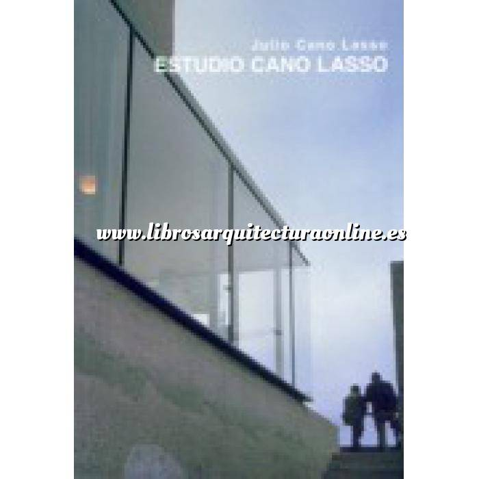 Imagen Arquitectos españoles Julio Cano Lasso. Estudio Cano Lasso