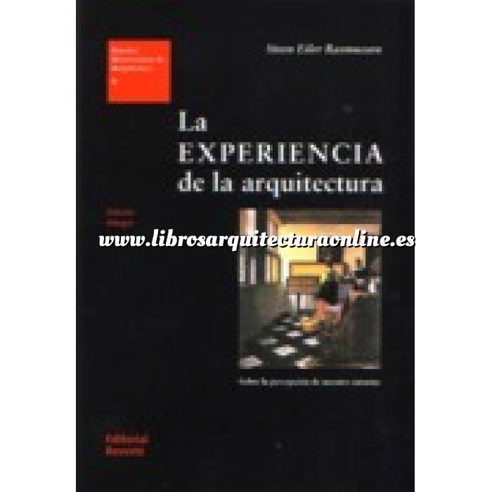 Imagen Arquitectura siglo XX La experiencia de la arquitectura