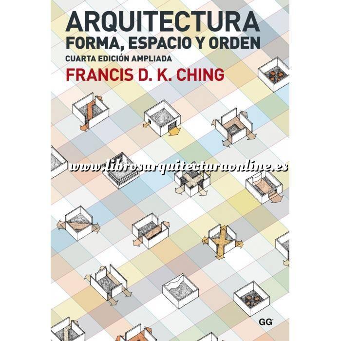 Imagen Dibujo sistemas de representación Arquitectura. Forma, espacio y orden