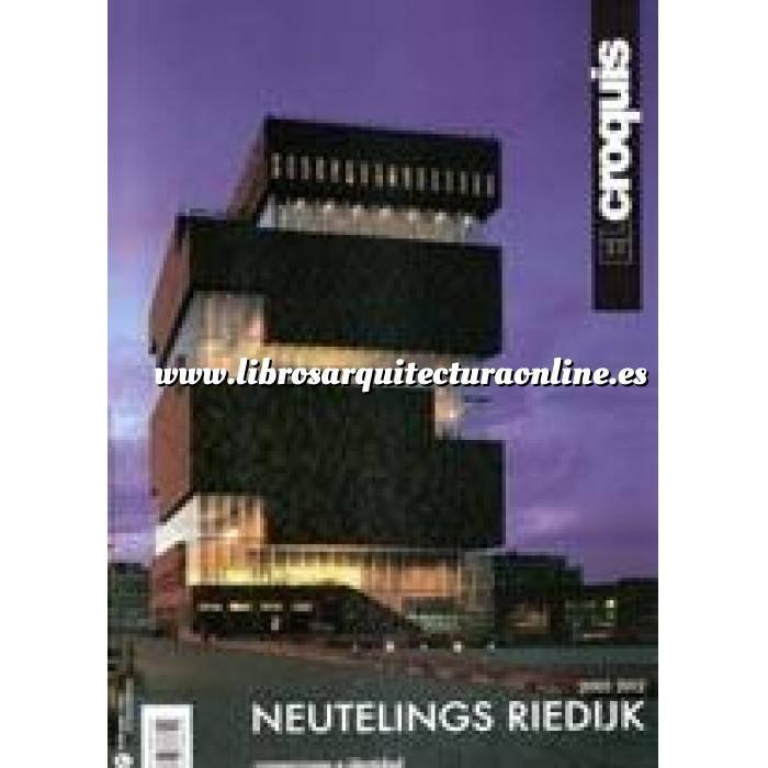Imagen El croquis El Croquis Nº 159. Neuteling Riedjik 2003-2010