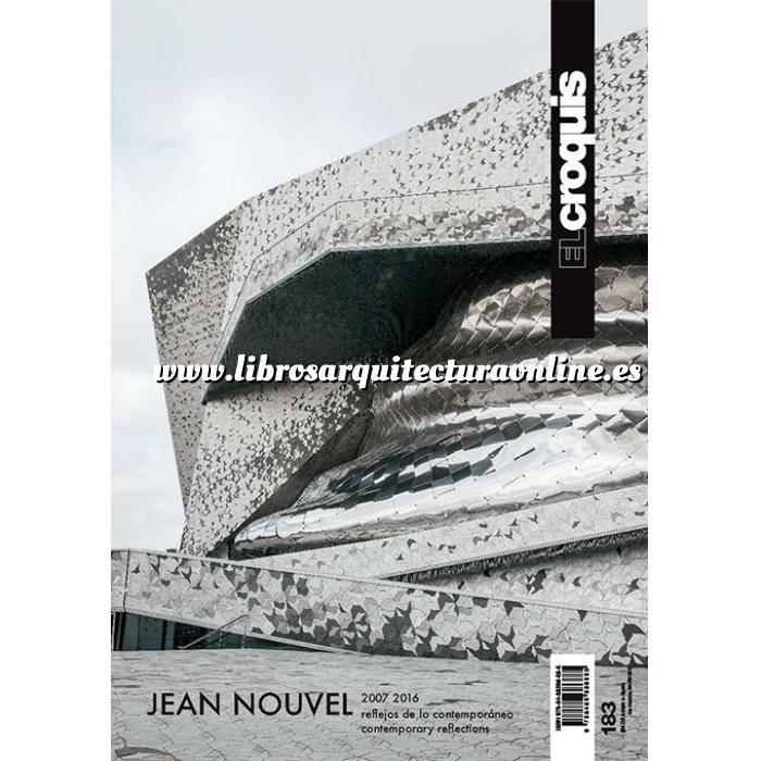 Imagen El croquis El Croquis  Nº183. Jean Nouvel- 2007-2016