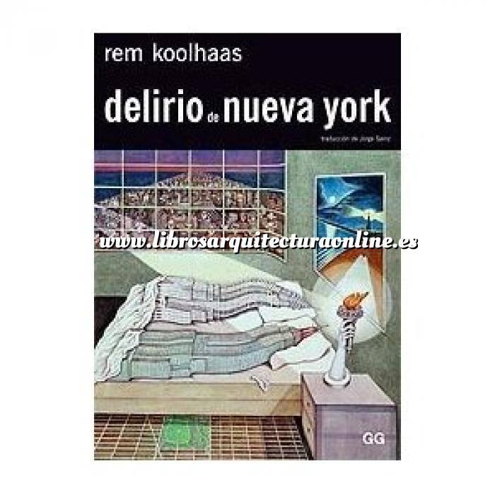 Imagen Escritos y conversaciones Delirio de Nueva York