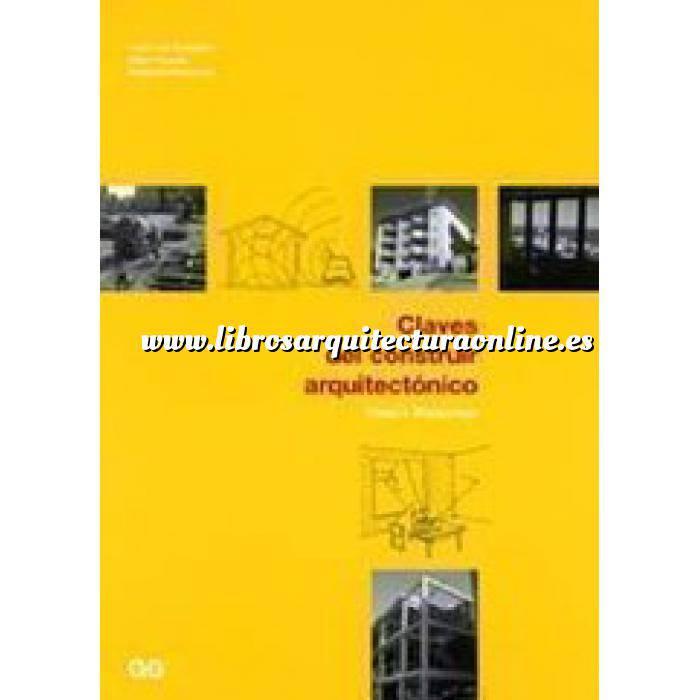 Imagen Espacio arquitectónico Claves del construir arquitectónico Tomo I Principios