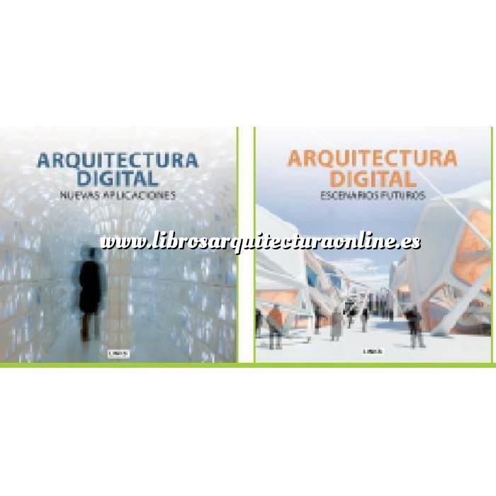 Imagen Maquetas Arquitectura Digital. Nuevas Aplicaciones / Arquitectura Digital. Escenarios Futuros