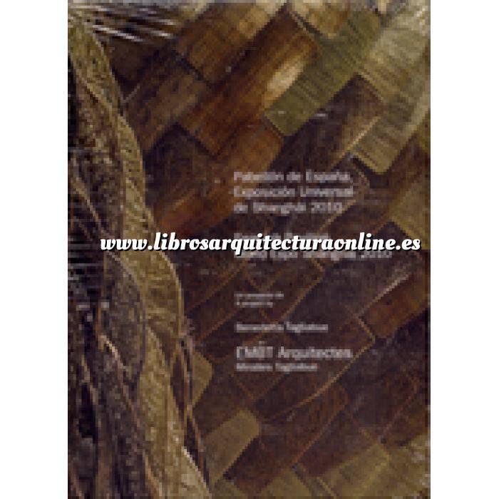 Imagen Proyectos de edificios Miralles/Tagliabue.Pabellon de España exposicion universal de Shangai 2010