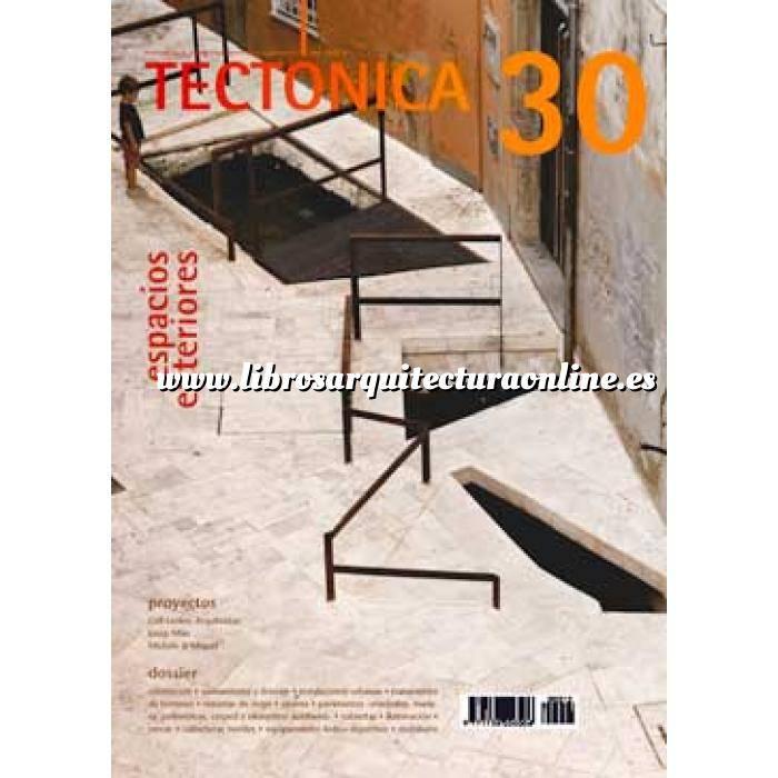 Imagen Tectónica Revista Tectónica Nº 30. Espacios exteriores